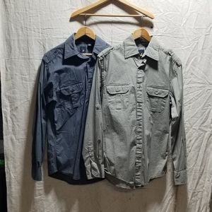 JF J.Ferrar Men's shirts 15-15.5